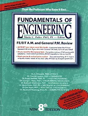 Fundamentals of Engineering: The Green Book [With *] 9781881018285