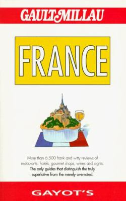 Gayot's France (2e, Tr)