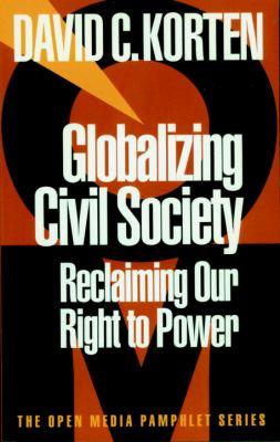 Globalizing Civil Society 9781888363593