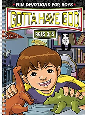 Gotta Have God Fun Devotions for Boys Ages 2-5 9781885358967