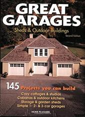 Great Garages: Sheds & Outdoor Buildings 7658086