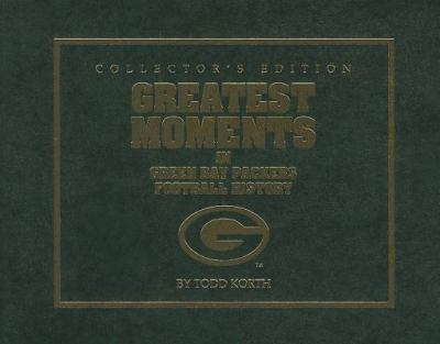 Greatest Moments GB Packer His 9781886110694