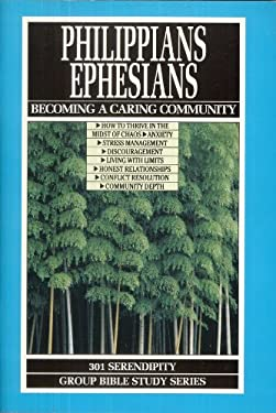 Group Bible Study-Phillipians/Ephesians 9781883419264