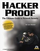 Hacker Proof: The Ultimate Guide to Network Security [With Includes Software to Test Your System's Security..] 7670575