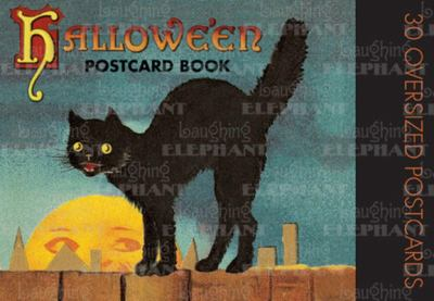 Halloween Postcard Book 9781883211783