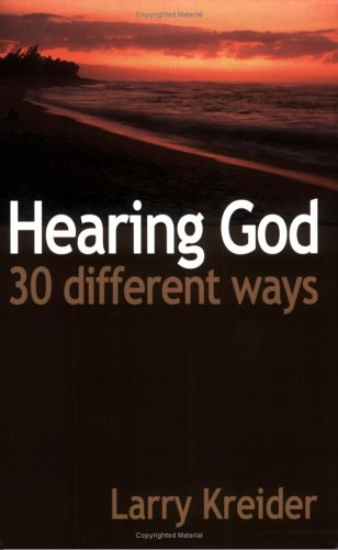 Hearing God 30 Different Ways 9781886973763