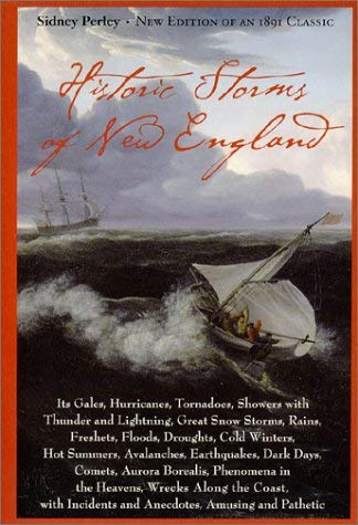 Historic Storms of New England 9781889833279