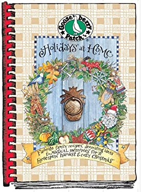 Holidays at Home Cookbook 9781888052268