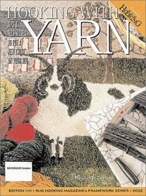 Hooking with Yarn 9781881982296