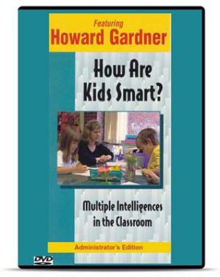 How Are Kids Smart?: Multiple Intelligences in the Classroom 9781887943031