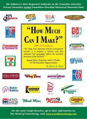 How Much Can I Make?: Actual Sales and Profit Potential for Your Small Business 9781887137584