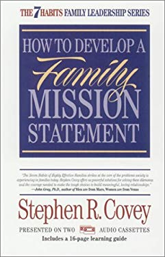 How to Develop a Family Mission Statement 9781883219284