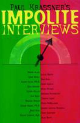 Impolite Interviews 9781888363920