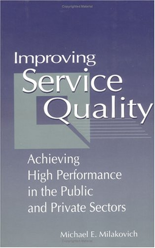 Improving Service Quality 9781884015458