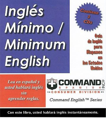 Ingles Minimo/Minimum English [With 3 CDs] 9781888467635