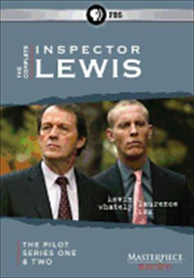 Inspector Lewis Complete Set: Pilot, Series 1 & 2