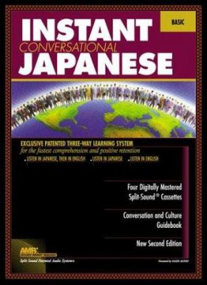 Instant Conversational Japanese: Basic [With Book]