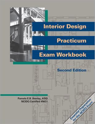 Interior Design Practicum Exam Workbook 9781888577822