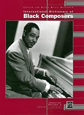 International Dictionary of Black Composers 9781884964275