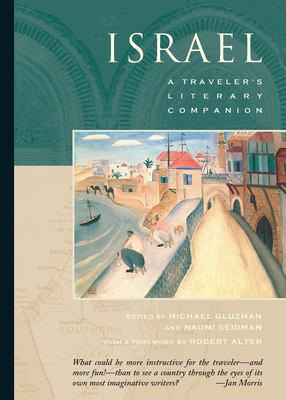 Israel: A Traveler's Literary Companion 9781883513030
