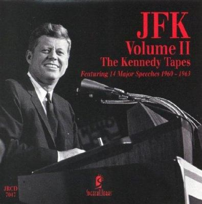 JFK: The Kennedy Tapes Vol II 9781885959201
