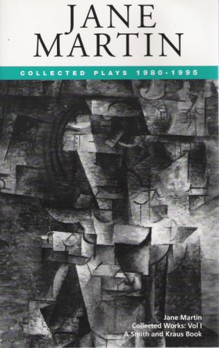 Jane Martin: Collected Plays, 1980-1995 9781880399200