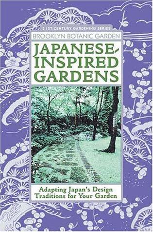Japanese-Inspired Gardens 9781889538204