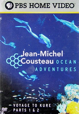 Jean-Michel Cousteau: Ocean Adventures Voyage to Kure Parts 1 & 2