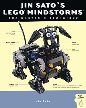 Jin Sato's Lego Mindstorms: The Master's Technique 9781886411562