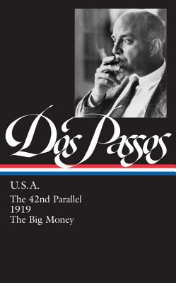 John DOS Passos: USA 9781883011147