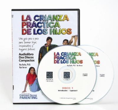La Crianza Practica de Los Hijos Audio CD 9781889322896