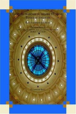 La Poesie Franaise Du Premier 17e Siecle 9781886365537