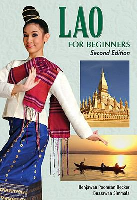 Lao for Beginners 9781887521871