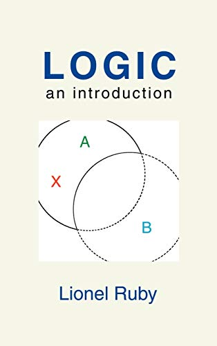 Logic: An Introduction 9781889439143