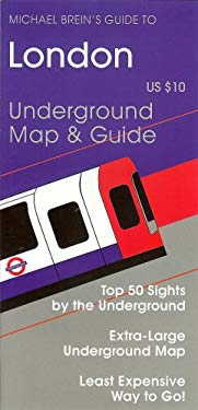 London - Michael Brein's Travel Guides to Sightseeing: By Public Transportation 9781886590021