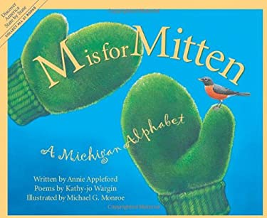 M is for Mitten: The Michigan Alphabet 9781886947733