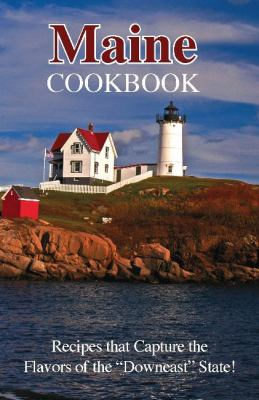 Maine Cook Book 9781885590350