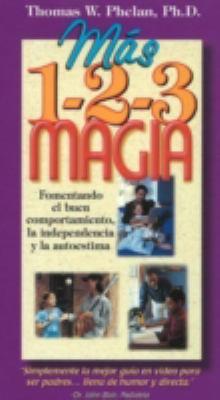 Mas 1-2-3 Magia 9781889140155
