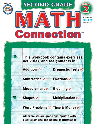 Math Connection, Grade 2 9781887923781