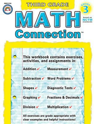 Math Connection, Grade 3 9781887923798