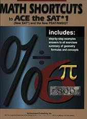 Math Shortcuts to Ace the SAT* (New SAT*) and the New PSAT/NMSQT 7659205