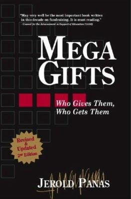 Mega Gifts: Who Gives Them, Who Gets Them? 9781889102245