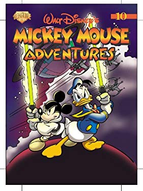 Mickey Mouse Adventures Volume 10 9781888472325