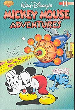 Mickey Mouse Adventures: Volume 11 9781888472332