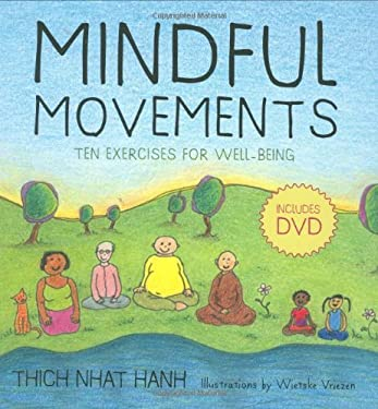 Mindful Movements: Ten Exercises for Well-Being [With DVD] 9781888375794