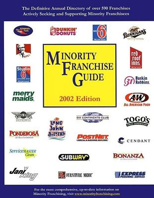 Minority Franchise Guide 2002 9781887137287