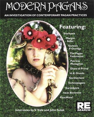 Modern Pagans: An Investigation of Contemporary Pagan Practices 9781889307107