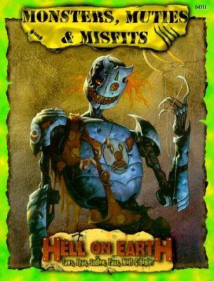 Monsters, Muties & Misfits 9781889546599