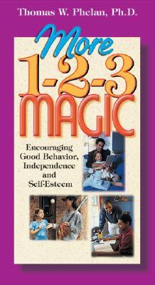 More 1-2-3 Magic (Video) 9781889140124