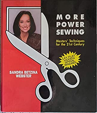 More Power Sewing: Master's Techniques for the 21st Century 9781880630143